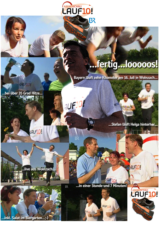 Sammelbildchen zum Lauf10-Finale 2010!