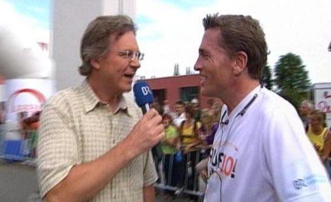 Hechel: Mit letzter Luft gibt Scheider ein erstes Ziel-Interview...