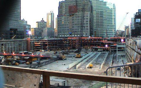 Ground Zero: Eine klaffende, offene Wunde.
