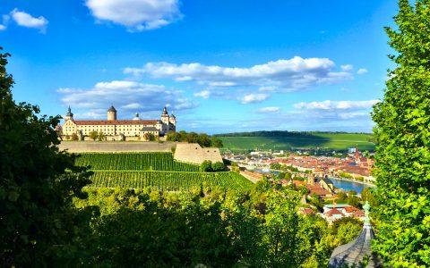 Die Würzburger Feste im besten Lichte: Eine zauberhafte Stadt!
