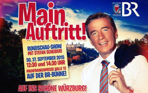 """""""Offizielles"""" Facebook-Plakat zum Auftritt!"""