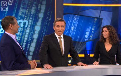 """Meine Lieblingsnachricht? Ganz klar: """"Die Rundschau gewinnt den Bayerischen Fernsehpreis!"""""""