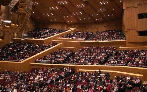 Volles Haus: Die Bayerische Philharmonie lockt fast 3000 Menschen an!