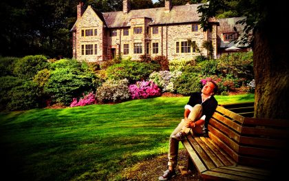 Eintauchen in ein altes irisches Herrenhaus: Kann mal jemand die Welt anhalten?