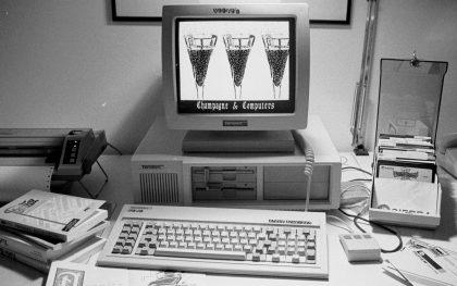 Mein erster PC: Läuft bis heute!