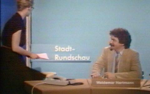 Auch Waldi und die Stadt-Rundschau darf natürlich nicht fehlen...
