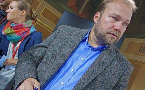 Zahlenmeister Andreas Bachmann holt letzte Tortengrafiken ein!