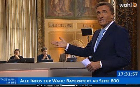 Es geht los! Um 17.30 Uhr startet unser Marathon live aus dem Landtag.