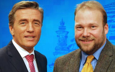 Das eingespielte Duett: Bachmann & Scheider!