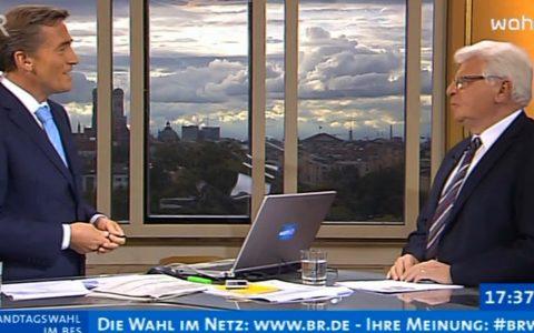 Der Politikforscher Professor Heinrich Oberreuther erhellt uns dieses Mal!
