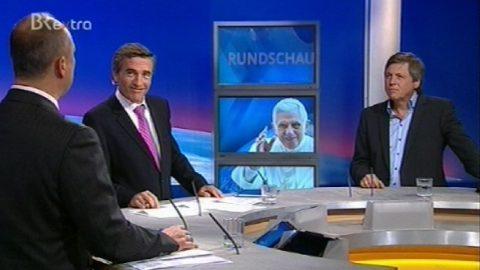 Vatikan-Korrespondent Michael Mandlik erklärt, warum der Papst mit der ISS sprechen will.