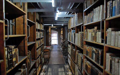 Jahrhunderte altes Wissen in der Uni Greifswald