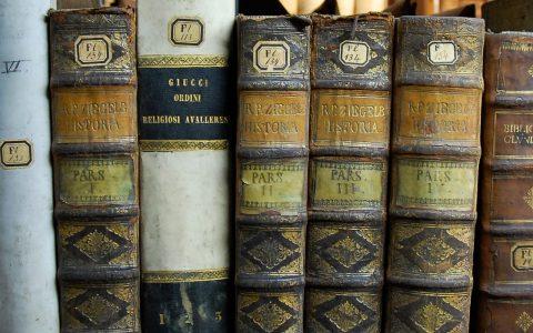 Bücher, die Menschen vor 300 Jahren schon gelesen haben!