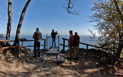 Die Victoria-Aussichtsplattform: Ein schmaler Steg über dem Abgrund!
