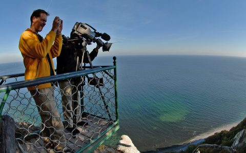 Wow-Blick über die Ostsee!