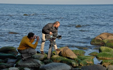 Kamera läuft: Bilderbuch-Szenen von Rügen!