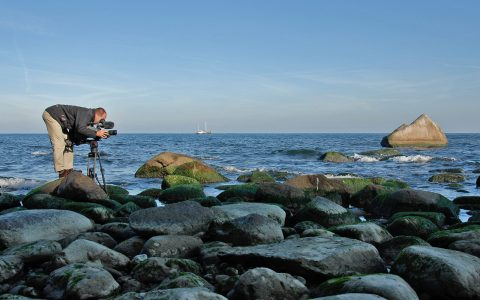 Ein reicher Fundus für die Kamera: Rügen zwischen Sonne und Schatten!