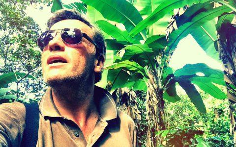 Im Dschungel von Honduras - auf dem Weg zur Kaffeeplantage.
