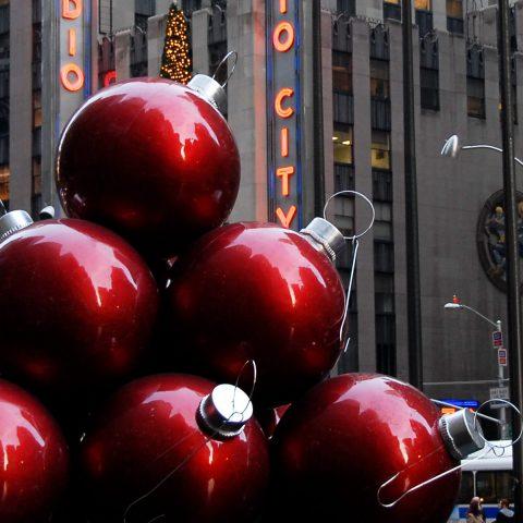 Christmas-Shopping - verführerisch, aber auch zeitraubend. Daher keine Chance...;-(