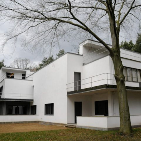Kandinskys Meisterhaus.