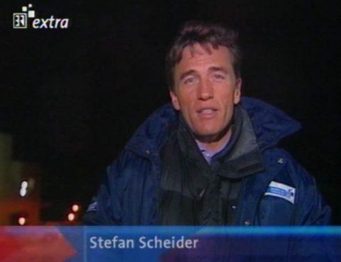 Großes Interesse: 5,4 Millionen Menschen verfolgen unsere Sendungen - zum Beispiel den ARD Brennpunkt live aus Zwiesel. Das Interesse an der Situation in Ostbayern ist riesig.