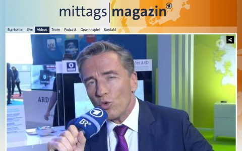 Auch die Mediathek zeigt uns jetzt: Das Mima auf Abruf!