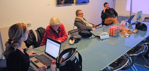 Sitzung! Wir durchforsten Nachrichten-Ticker und Sendeplan.